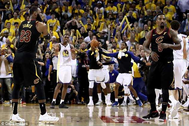 LeBron Suffers Defeat in NBA Final 2