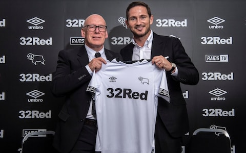 Lampard Takes Over at Derby County | Newslibre