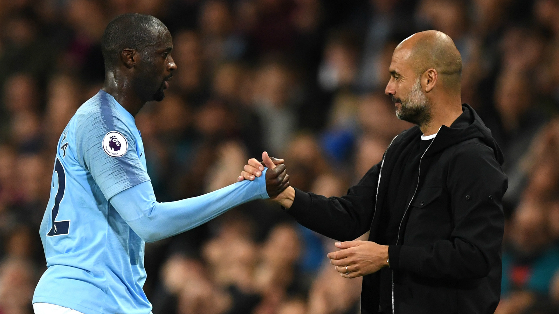 Yaya Toure Makes Huge Racism Claims Against Pep Guardiola | Newslibre