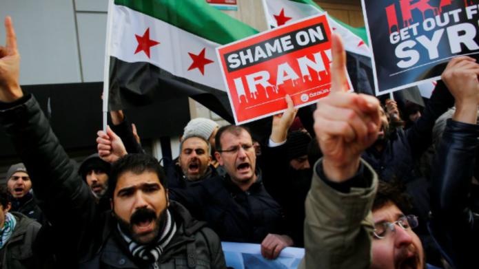 Protests Against Iran's Supreme Leader Ayatollah Persist - Newslibre