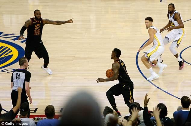 LeBron Suffers Defeat in NBA Final 1