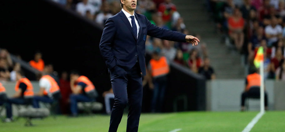 Spain Fire Manager Just Hours to the World Cup   Newslibre