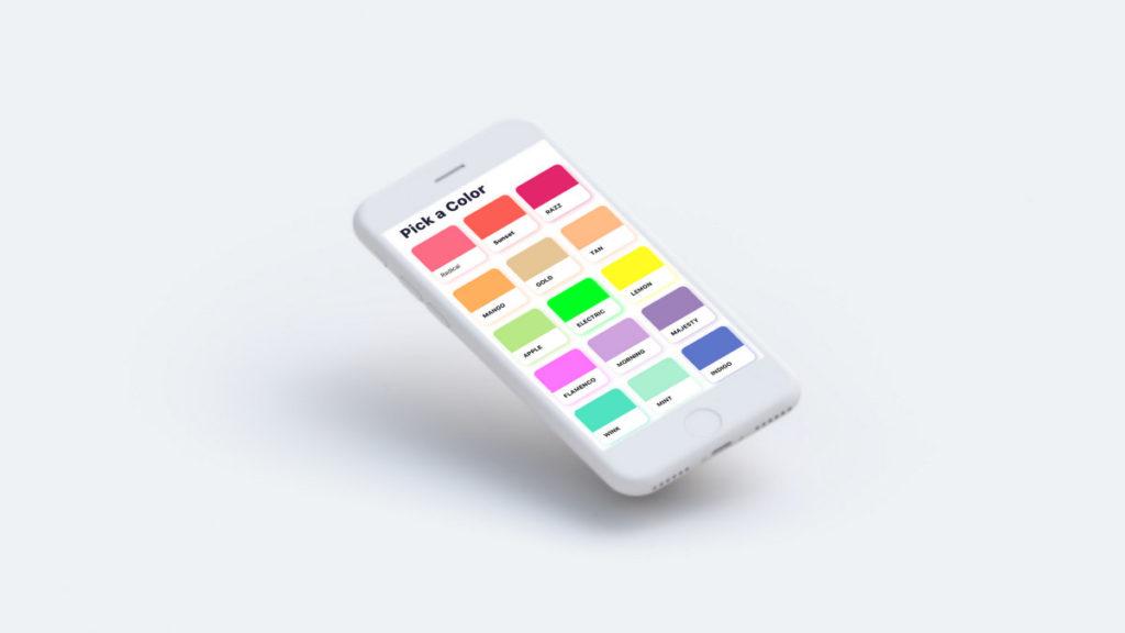 Trill App Pick Color - Newslibre