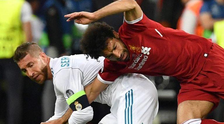 Sergio Ramos' Incredible Humor About Karius' Head Injury 1