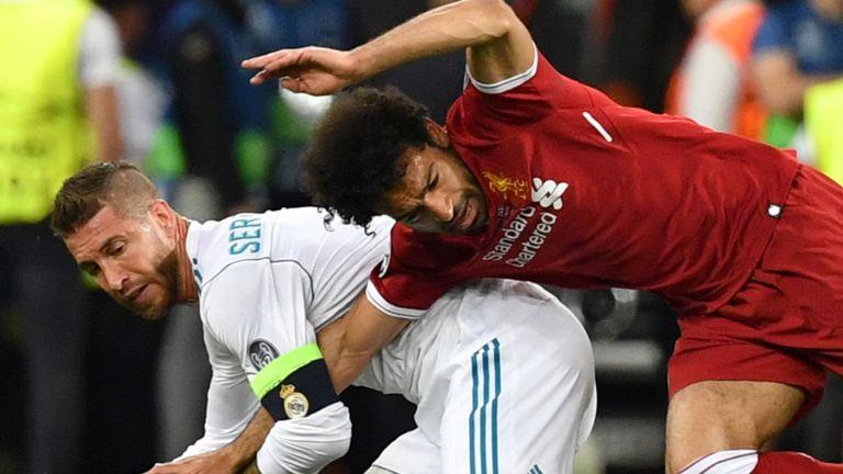 Sergio Ramos' Incredible Humor About Karius' Head Injury 3
