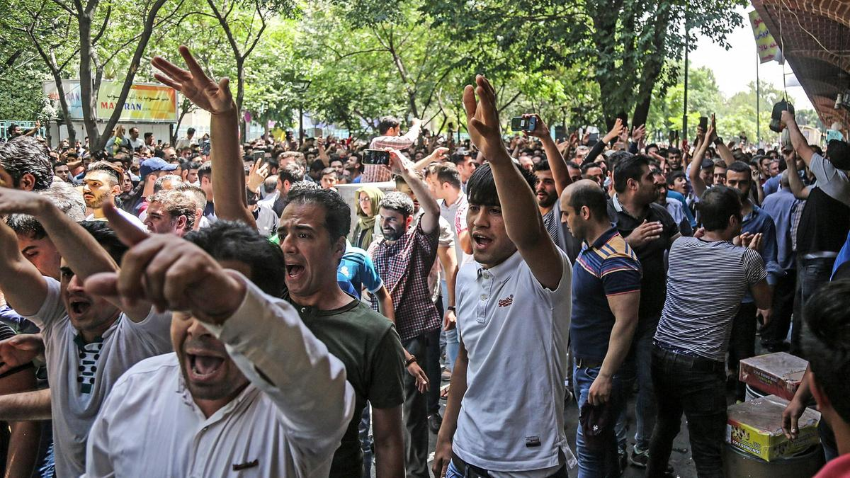 Protests Against Iran's Supreme Leader Ayatollah Persist - Newslibre