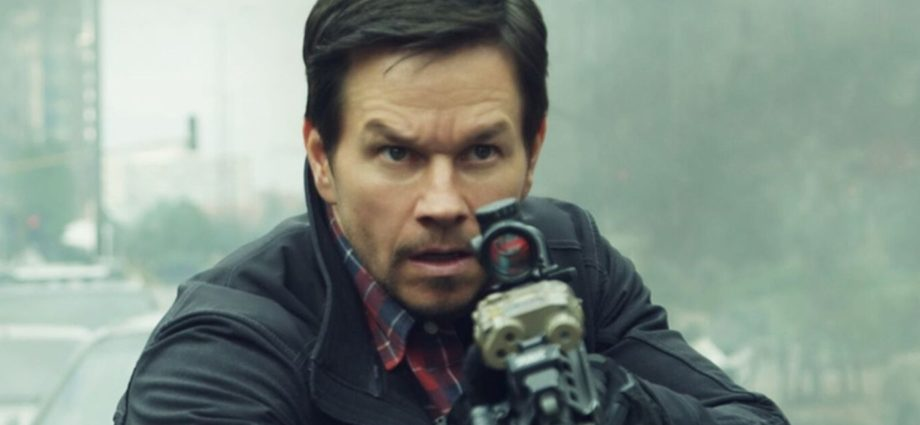 "Mark Walhberg Is Back with ""Mile 22"" 