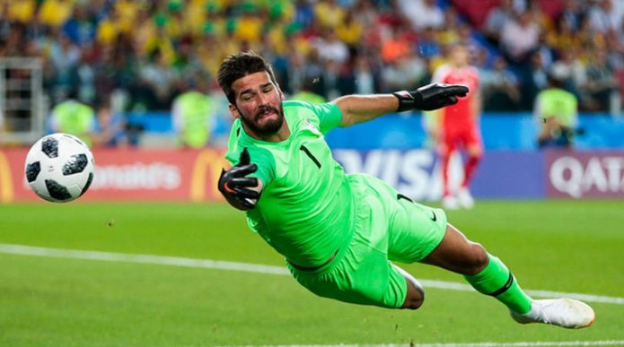 Liverpool Ready to Sign Roma Goalkeeper Alisson Becker - Newslibre