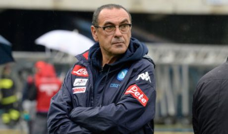 Maurizio Sarri on the verge of joining Chelsea 7