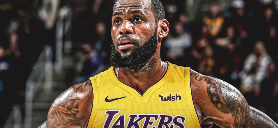 LeBron to Tinseltown: LA Lakers RELEVANT again! | Newslibre.com