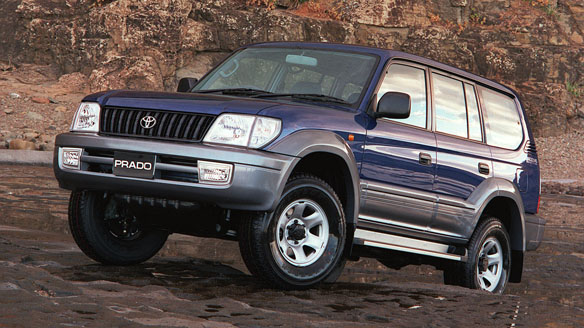 REVIEWS BY IAN PAUL: 2000 Toyota Land Cruiser Prado TX | Newslibre.com