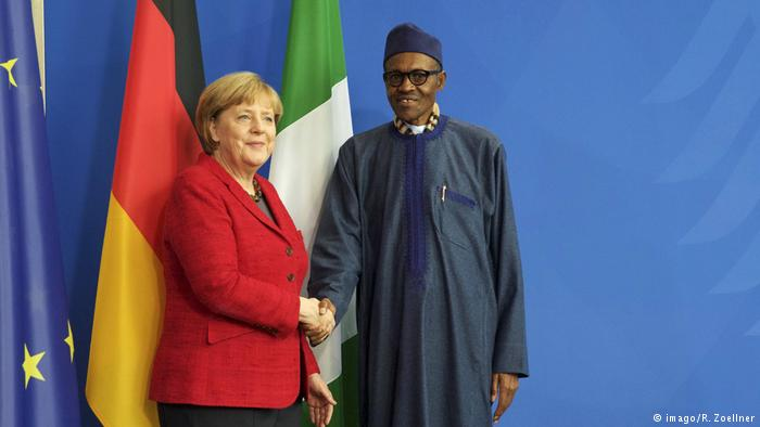 Chancellor Angela Merkel to Visit Three West African Countries 2