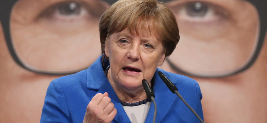 Chancellor Angela Merkel to Visit Three West African Countries 1