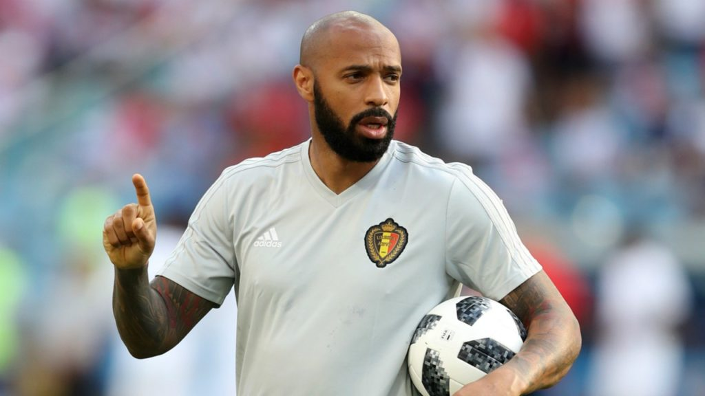 Thierry Henry Rejects Bordeaux Move 2