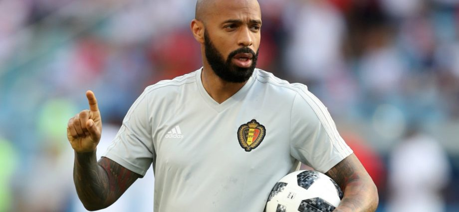 Thierry Henry Rejects Bordeaux Move 1