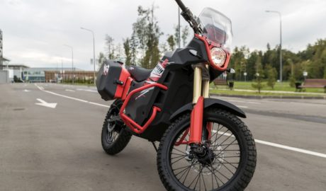 Russian Gun Manufacturer Reveals New Electric Motorcycles - Newslibre