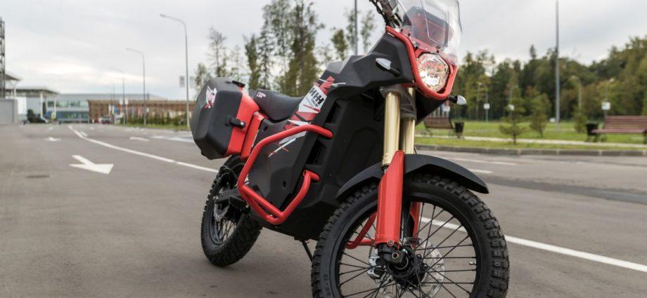 Russian Gun Manufacturer Reveals New Electric Motorcycles - Newslibre
