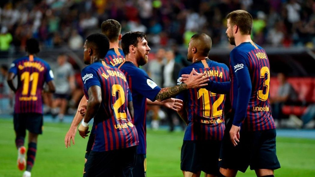 Facebook has agreed a Deal to Broadcast all La Liga Games 2
