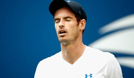 Shock as Murray Crashes out of US Open 5