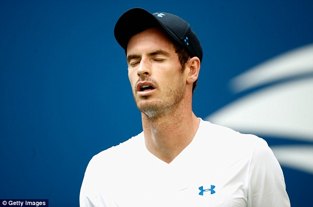 Shock as Murray Crashes out of US Open 1