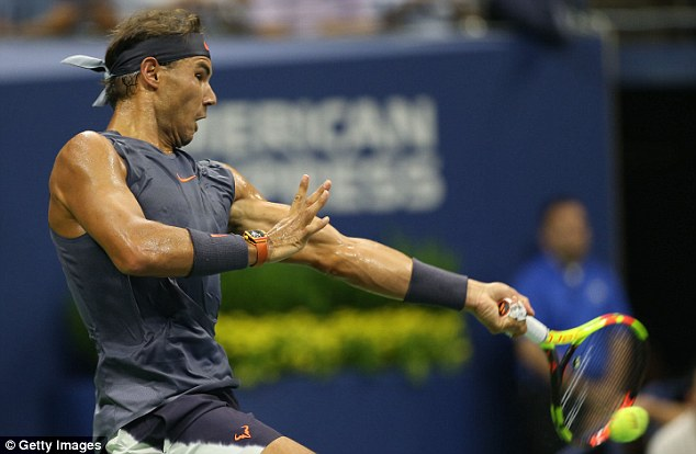 Nadal edges Closer to US Open After Reaching Second Round 1