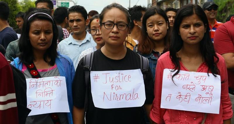 Boy Shot Dead in Nepal Protests over Girl Who was Raped 1