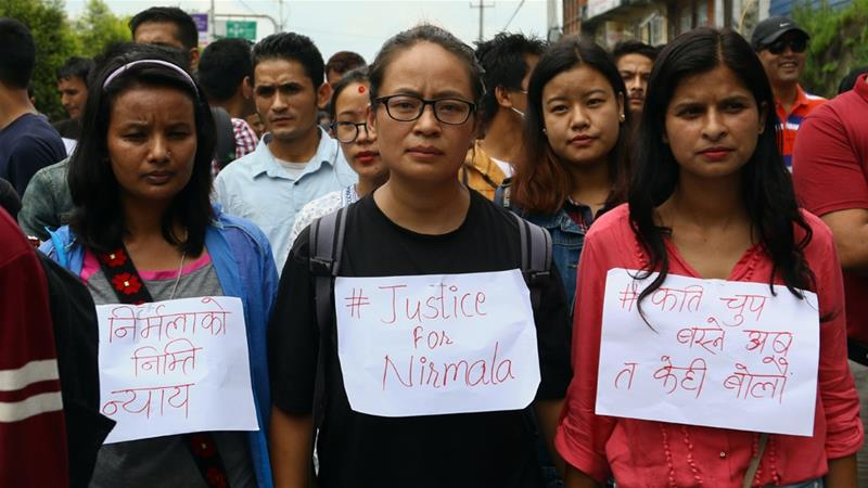 Boy Shot Dead in Nepal Protests over Girl Who was Raped 2