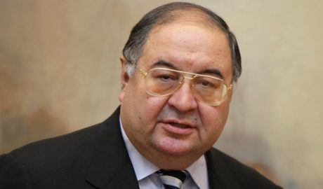 Alisher Usmanov from Arsenal to Everton 6