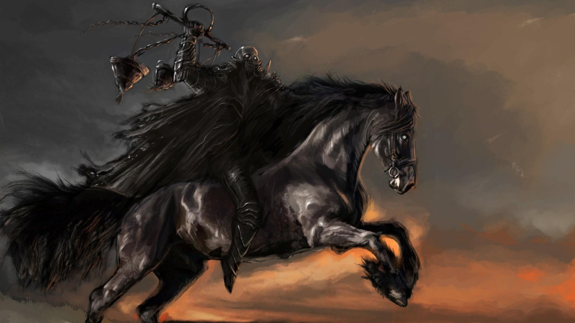 Understanding the Mysterious Biblical Four Horsemen - Newslibre