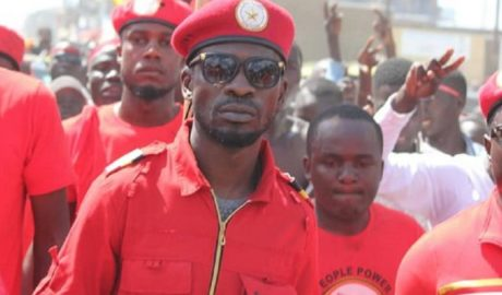 Bobi Wine Musician turned Politician charged with Treason 1