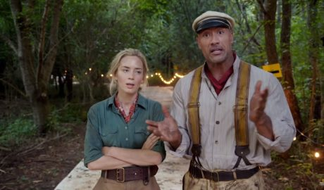 The Rock and Emily Blunt Star in Disney's Movie Jungle Cruise - Newslibre