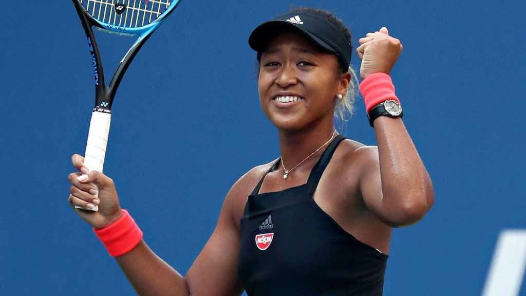 Naomi Osaka Cruises to Her First Grand Slam Semi Final 3