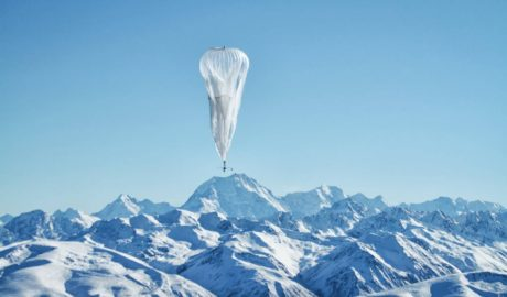 Google Brings its Internet by Balloon Project to Life - Newslibre