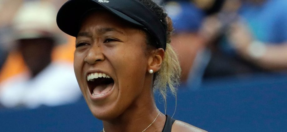 Naomi Osaka Cruises to Her First Grand Slam Semi Final 1