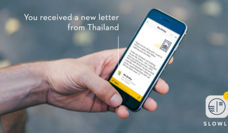 Write to Penpals Around the World with the Slowly App - Newslibre