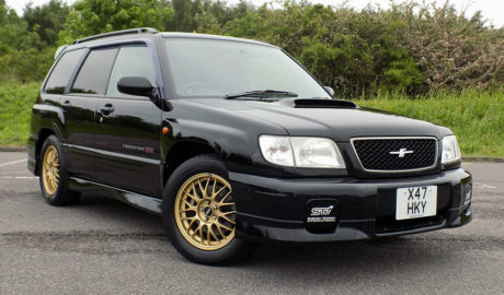 REVIEWS BY IAN PAUL: 2000 Subaru Forester T25 (STi) | Newslibre.com