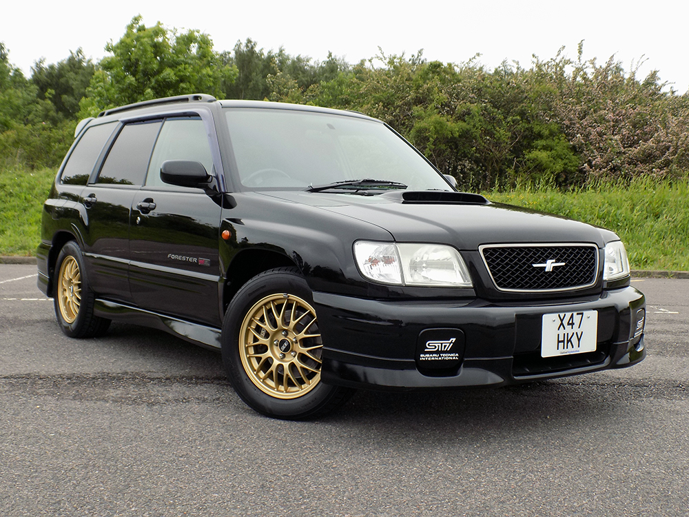 Reviews By Ian Paul 2000 Subaru Forester T25 Sti Newslibre