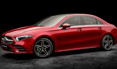 Meet The Perfect Baby Benz: The A-Class L Sedan | Newslibre.com