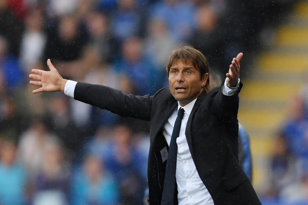 Real Madrid Considering Antonio Conte 2