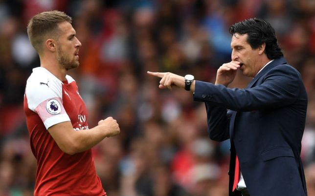 Agent Confirms that Aaron Ramsey is Set to Leave Arsenal in the Summer 3