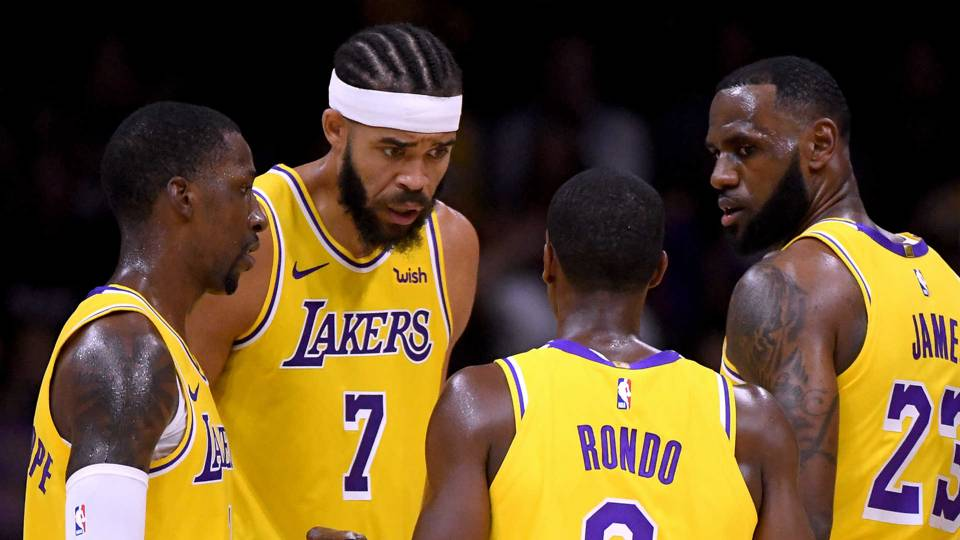 LA Lakers Give LeBron James His First Win in the Purple and Gold City 3