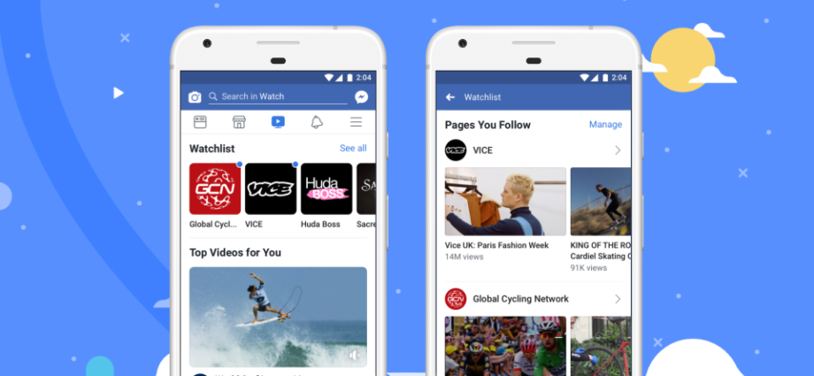 Facebook Watch Officially Becomes a Global Video Service - Newslibre