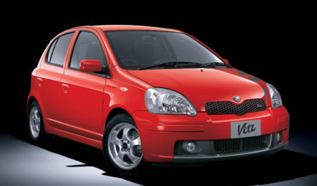 Toyota Vitz: All the Car You Need In Kampala? - Newslibre