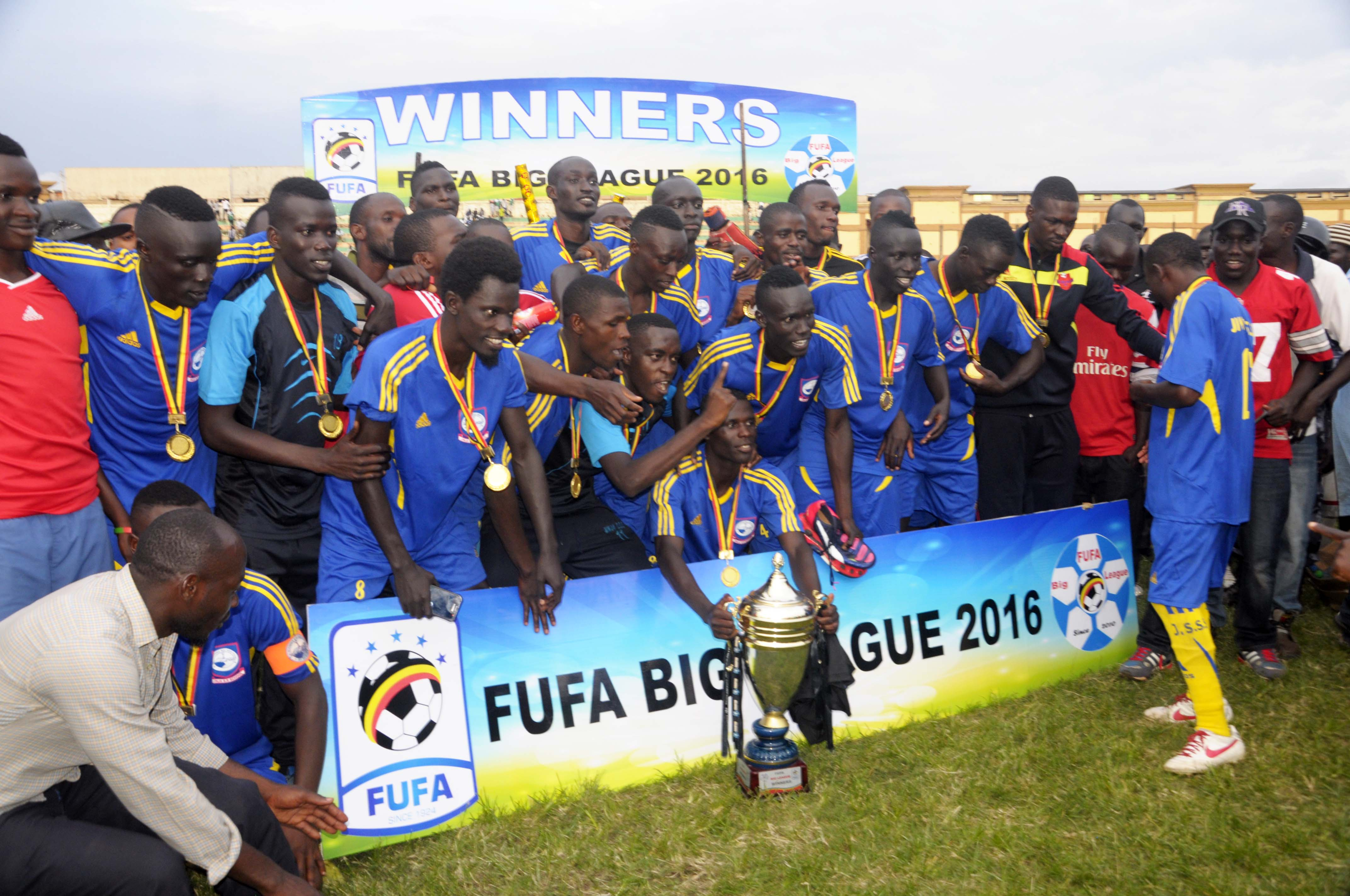 Five Things to Note from The FUFA Big League First Round - Newslibre