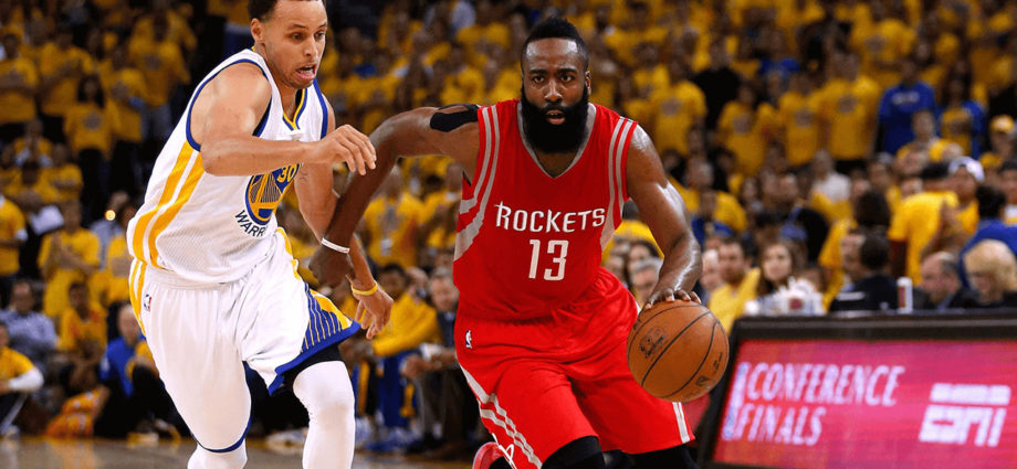 Clash Of The Titans As Golden State Warriors And Houston Rockets Square Off! - Newslibre (Image credit: thedreamshake.com)