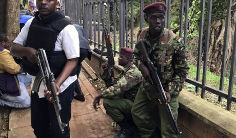 Terror Attack Rocks Nairobi - Newslibre