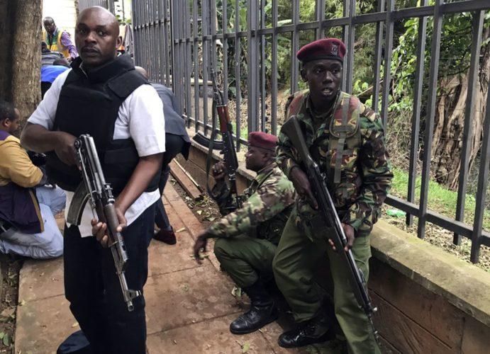 Terror Attack Rocks Nairobi - Newslibre