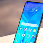 CES 2019: Replacing the Notch with a Punch Hole