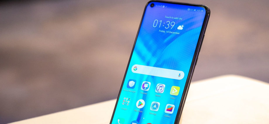 CES 2019: Replacing the Notch with a Punch Hole - Newslibre