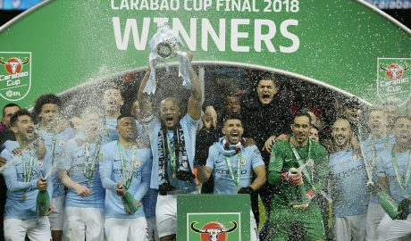 Manchester City Win the Carabao Cup After Defeating Chelsea 7